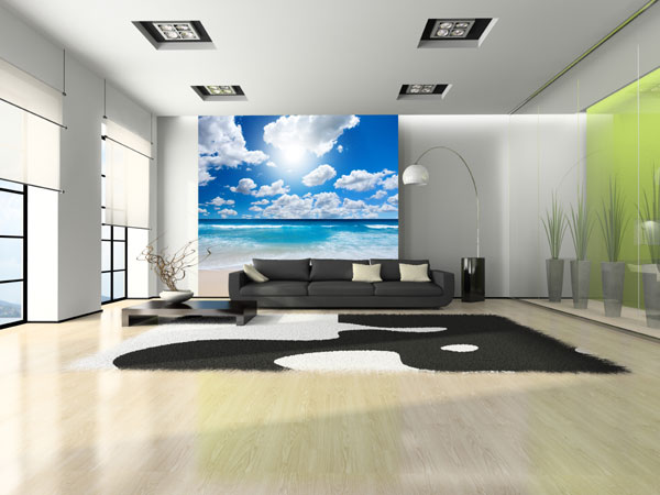 meer fototapete meer blick wasser fototapeten bei. Black Bedroom Furniture Sets. Home Design Ideas