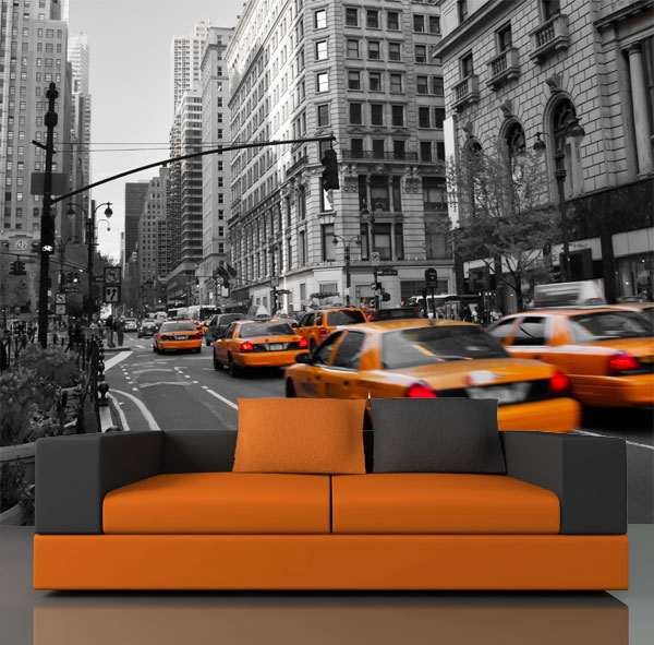 new york fototapete new york skyline fototapeten bei. Black Bedroom Furniture Sets. Home Design Ideas