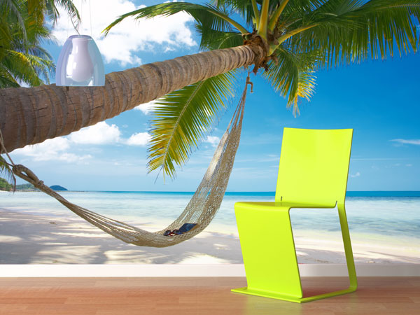 strand fototapete strand fototapeten palmen str nde bei. Black Bedroom Furniture Sets. Home Design Ideas